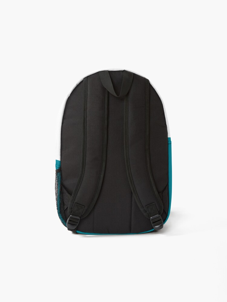 Alternate view of Armed With Knowledge Backpack