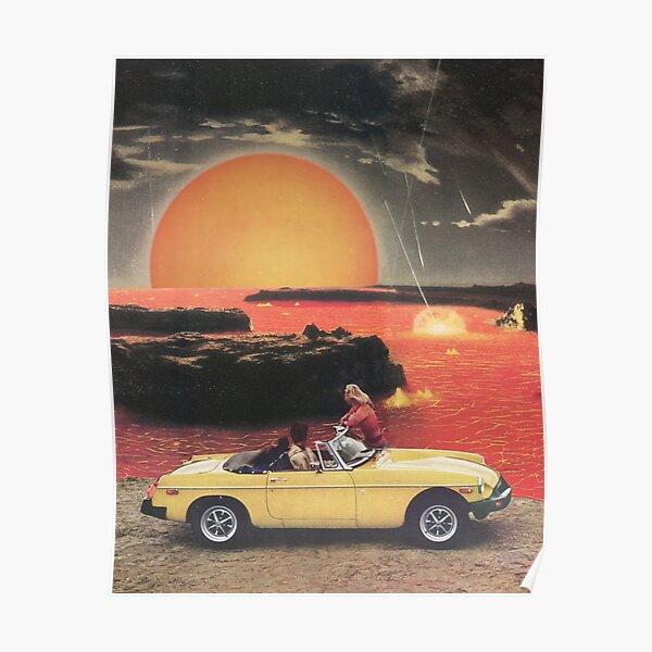 Molten Sun Poster