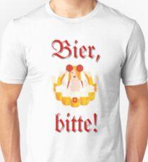 Bier, bitte! T-Shirt