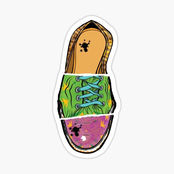 Shoe5 Sticker