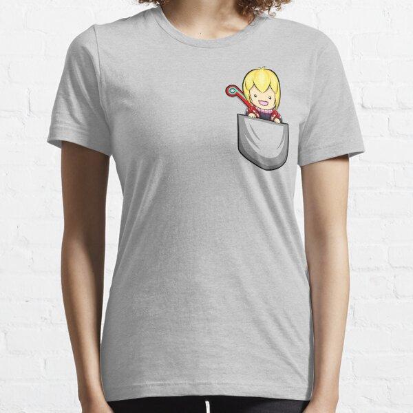 Pocket Shulk Essential T-Shirt