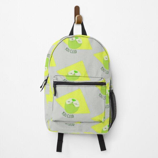 You Clod! Peridot - Steven Universe. Backpack
