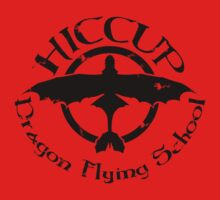 Hiccup's Dragon Flying School | Unisex T-Shirt
