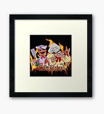 Hell's Kitchen Framed Print