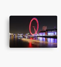 Thames River, London, England, UK * Canvas Print