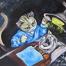 Dental Cats by Ellen Marcus