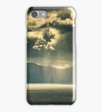 Isle of Arran from Goldenberry Hill iPhone Case/Skin
