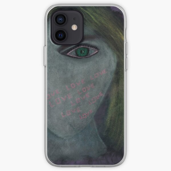 Expressing Love iPhone Soft Case