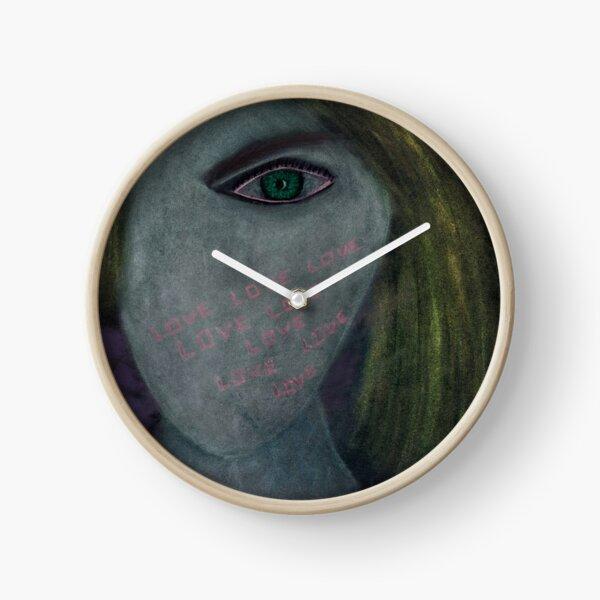 Expressing Love Clock