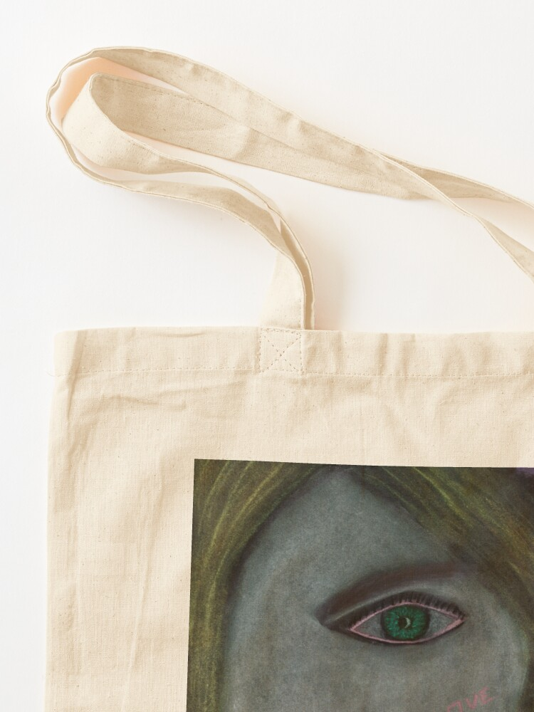 Alternate view of Expressing Love Tote Bag