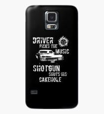 Driver Picks the Music Case/Skin for Samsung Galaxy