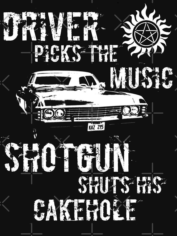 Driver Picks the Music | Unisex T-Shirt