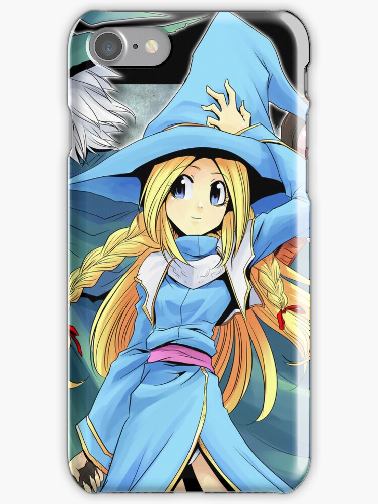 Young Merlin (Iphone cases girl) by panom