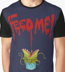Feed Me (Little Audrey) Graphic T-Shirt