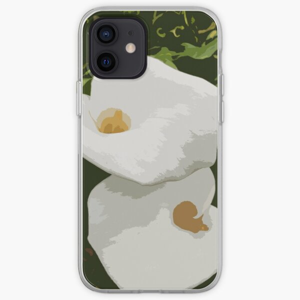 Double Arum iPhone Soft Case