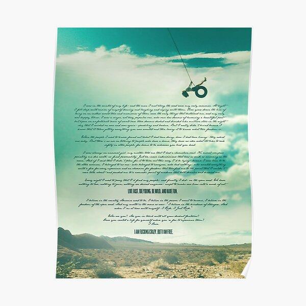 Ride - Monologue Poster