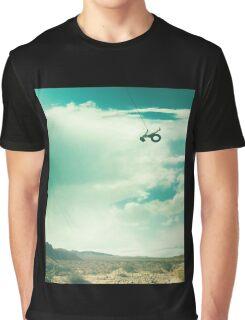 Ride - Monologue Graphic T-Shirt