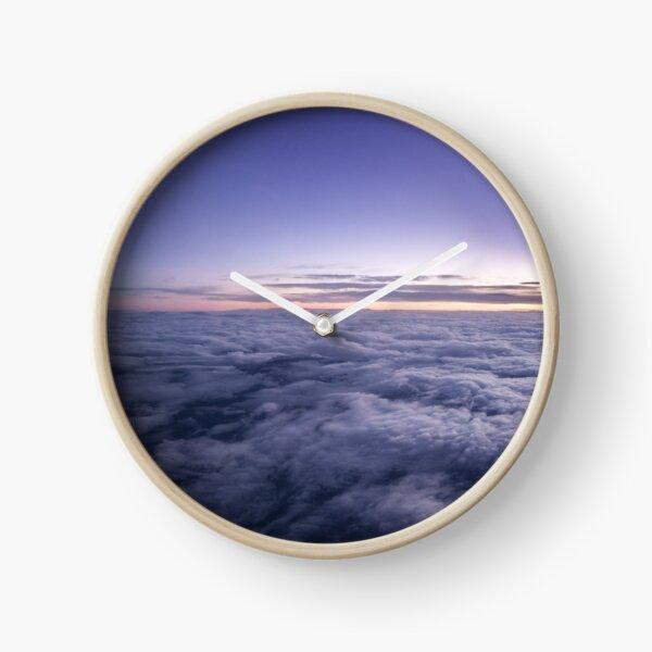 Heaven sky clouds Clock