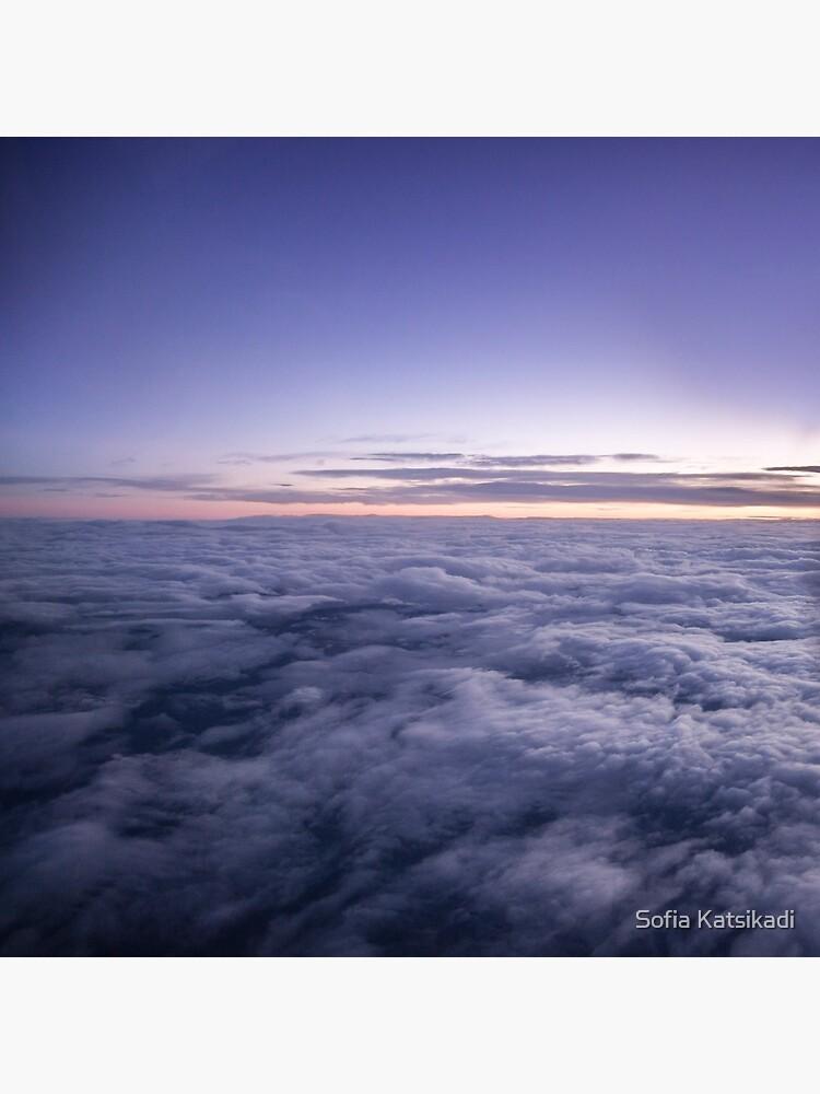 Heaven sky clouds by Sofiakat