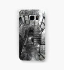 Upstairs/Downstairs Samsung Galaxy Case/Skin