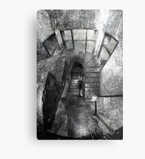 Upstairs/Downstairs Metal Print