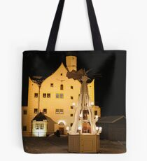 Christmas Time in Saxony Tote Bag