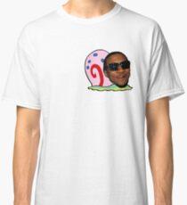 Based Snail  Classic T-Shirt