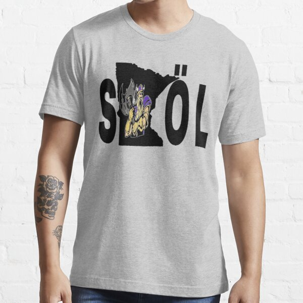 Skol Viking State Design Essential T-Shirt