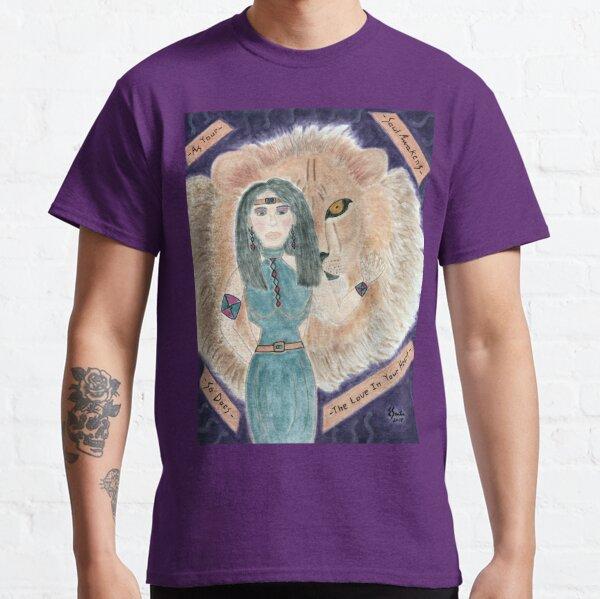 Awakening of Your Soul Classic T-Shirt