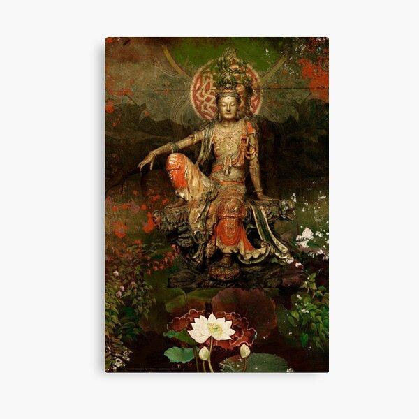 Kwanyin Canvas Print
