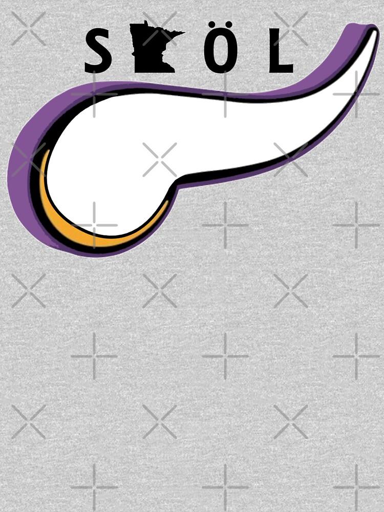 Skol Vikes Horn by MinnesotaSports