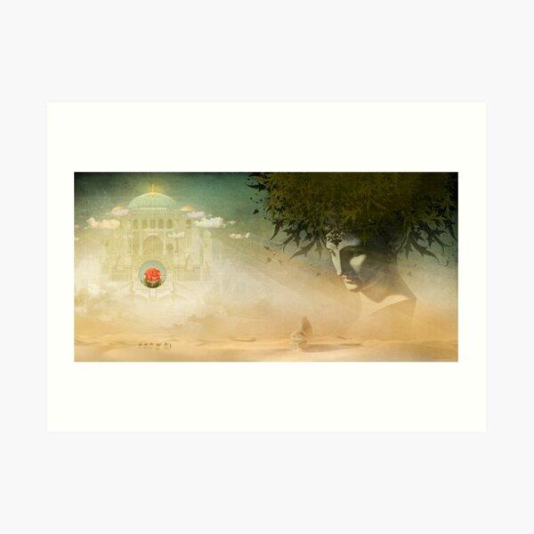 Desolation Rose - Gatefold Illustration Art Print