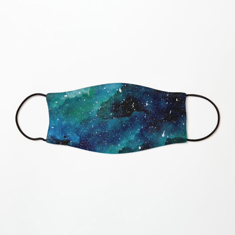 Emerald Galaxy Mask
