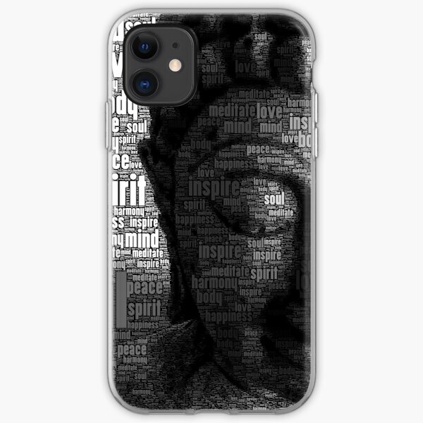 Buddha Words of Wisdom iPhone Soft Case