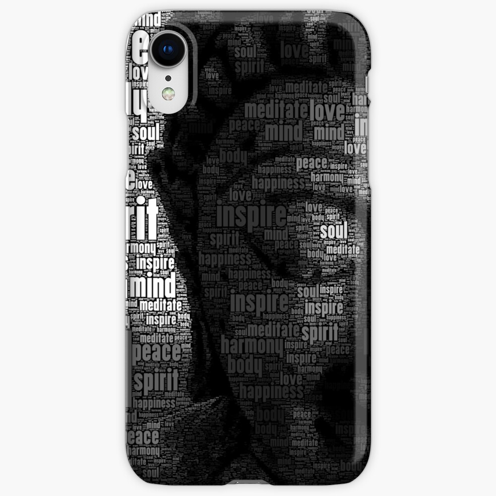 Buddha Words of Wisdom iPhone Cases & Covers