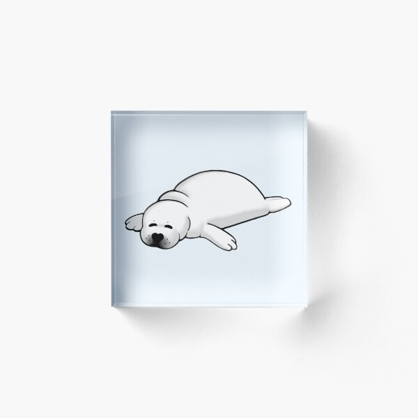 4x4 inch Round Official Presidential Seal Sticker logo insignia potus president