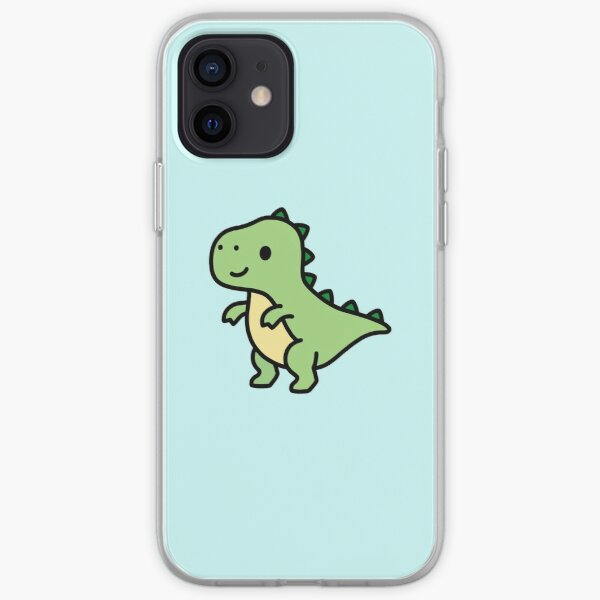 T. Rex iPhone Soft Case