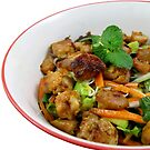 Sweet Chilli Chicken with Lime by LifeisDelicious