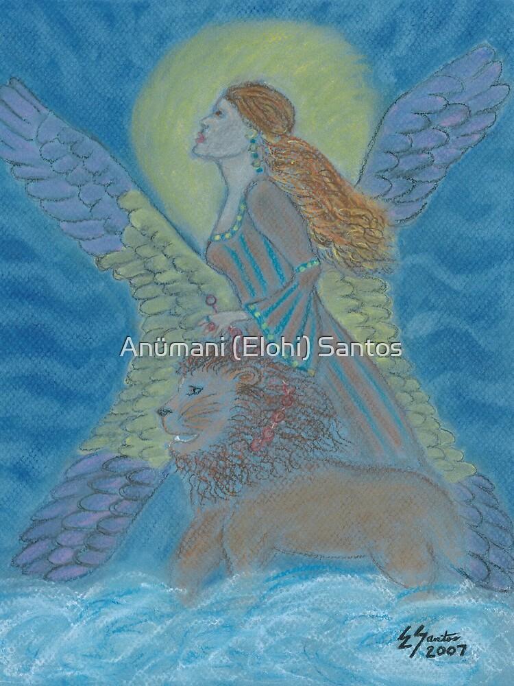 La Gitana (Gypsy) Warrior Goddess by anumani