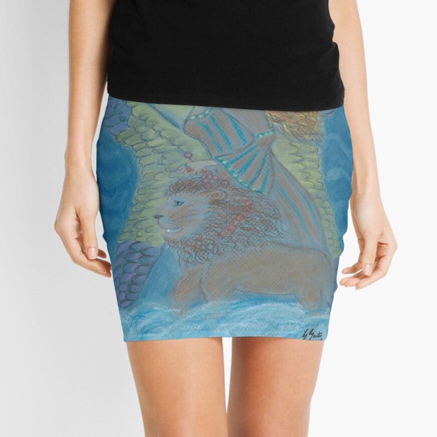 La Gitana (Gypsy) Warrior Goddess Mini Skirt