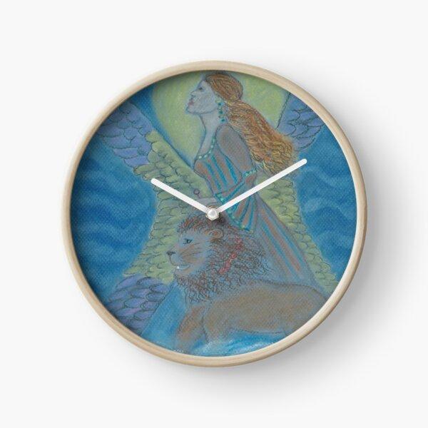 La Gitana (Gypsy) Warrior Goddess Clock