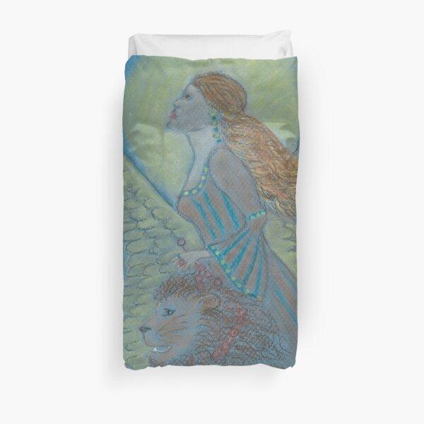 La Gitana (Gypsy) Warrior Goddess Duvet Cover
