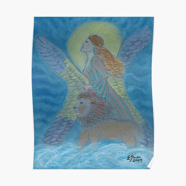 La Gitana (Gypsy) Warrior Goddess Poster