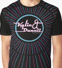 Kylie & Dannii - 100 Degrees Graphic T-Shirt