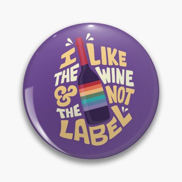 I like the wine Pin