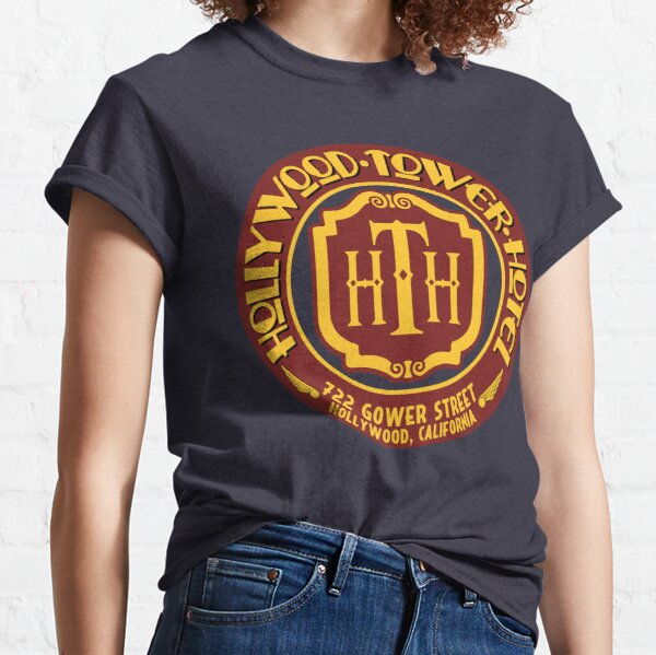 Hollywood Hotel Classic T-Shirt