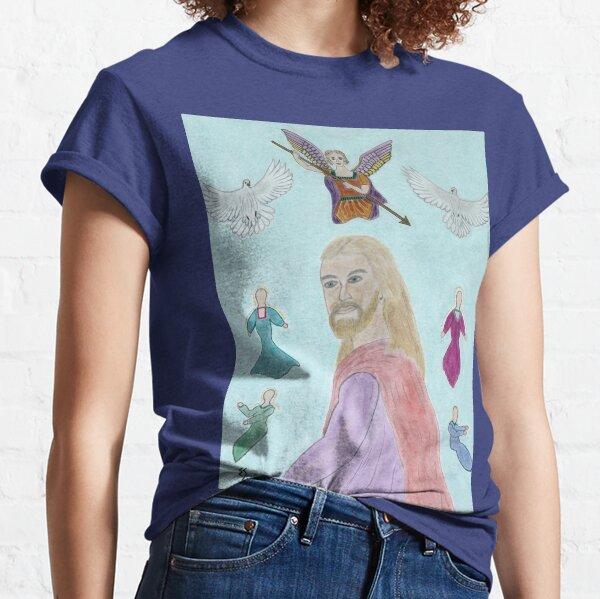 A Portrait of Jesus Classic T-Shirt