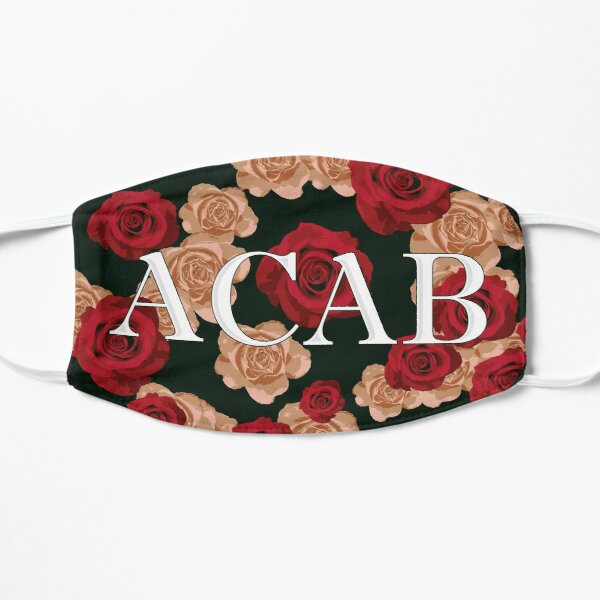 ACAB Roses Edition Mask