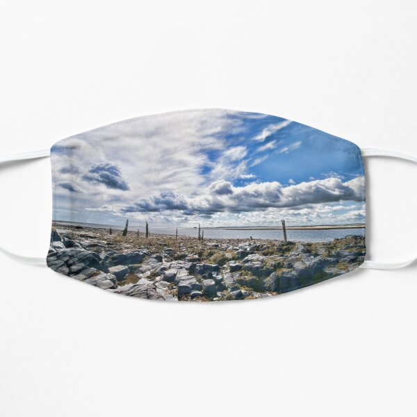 Holy Island coast Mask