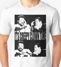 It's Creepy Clown Time T-Shirt